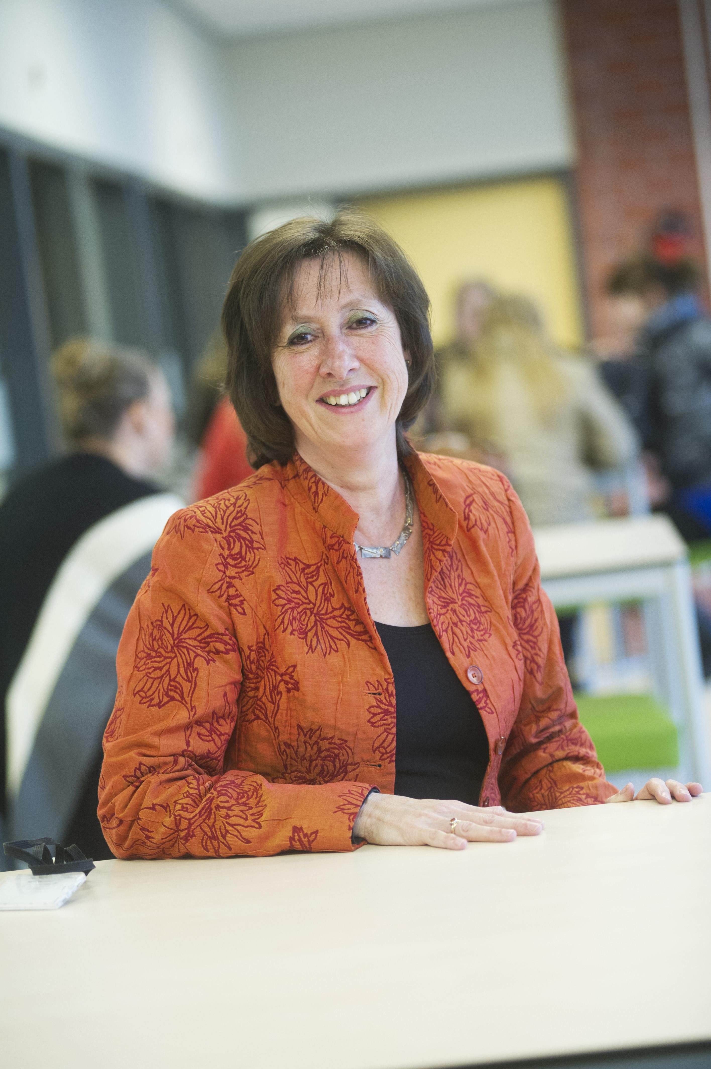 Marjan van de Meer, docent ROC en branchecoördinator VV&T en AZ